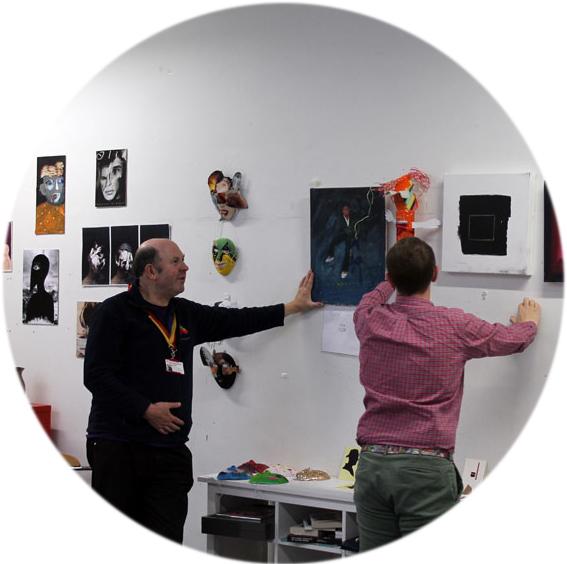 Creative Space programme at Arlington